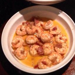 Dani's Spicy Shrimp