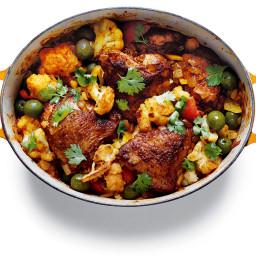 Daniel Boulud's Chicken Tagine