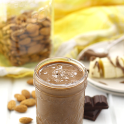 Dark Chocolate Sea Salt Almond Butter
