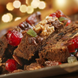 Dark Fruitcake Recipe for Your Next Christmas