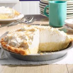 Dar's Coconut Cream Pie Recipe