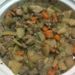 Davis Crew Beef Stew (Crock Pot)