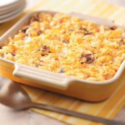 De-Lightful Tuna Casserole Recipe