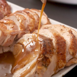 Dead Simple Turkey Gravy