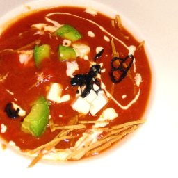 Deb's Chicken Tortilla Soup