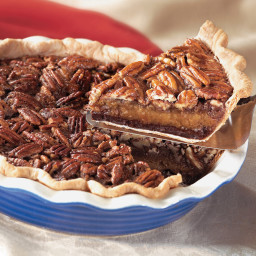 Decadent Chocolate Pecan Pie