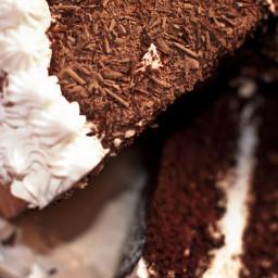 Decadent Vegan Chocolate Cake
