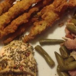 Deep-Fried Asparagus Recipe