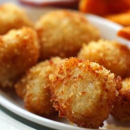 Deep-Fried Scallops Recipe