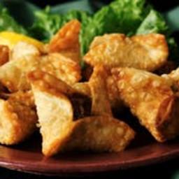 Deep-Fried Seafood Gyoza