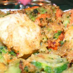 Deep Fried Vegetables