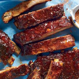 Deep South Barbecue Ribs Recipe