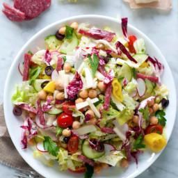 DeLallo Made Easy Recipes: Italian Chopped Antipasto Salad