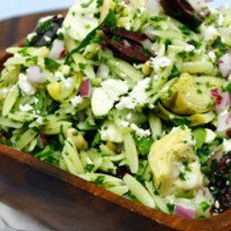 DeLallo Salads and Dressings | Insalate Recipes: Italian Orzo Salad