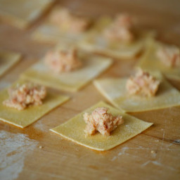 DeLallo Pastas and Sauces Recipes: Meat Filled Pasta - Tortellini Bolognese