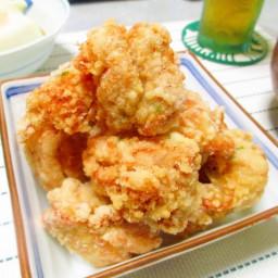 Delicious and Addicting Umami Salty Garlic Karaage (Tatsutaage)