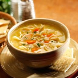 Delicious Crock-Pot Chicken Noodle Soup