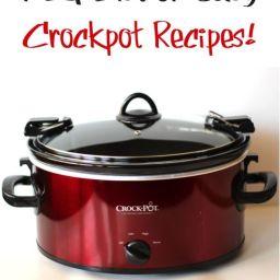Delicious Crockpot Veggies (0 pt!)