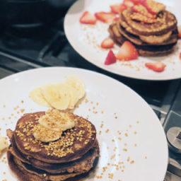 Delicious Gluten Free Almond Pancakes