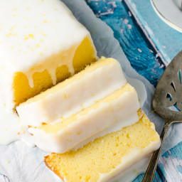 Delicious Lemon Lime Loaf