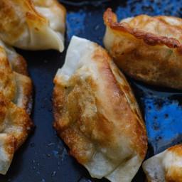 Delicious Potato & Cheese Pierogi