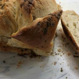 Delicious Rosemary Bread Recipe