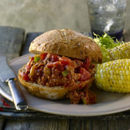 Delicious Sloppy Joe Sandwiches from Your Slow Cooker
