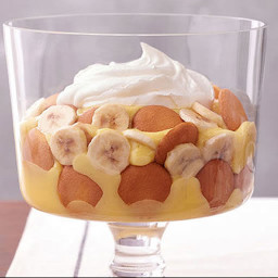 Dessert - Banana Pudding
