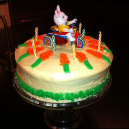 Dessert- Carrot Cake