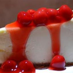 Dessert - Cherry Cheesecake