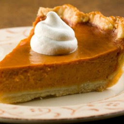 Dessert - Pumpkin Pie
