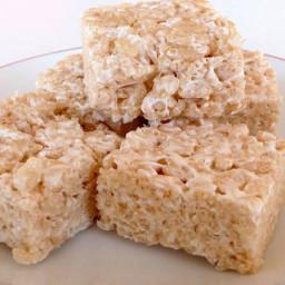 Dessert - Rice Krispy Treats