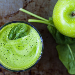 Detox Apple Ginger Green Juice