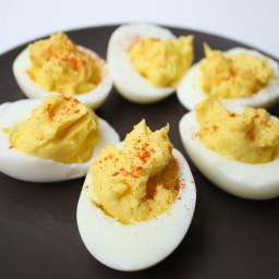 Deviled Eggs - Moms