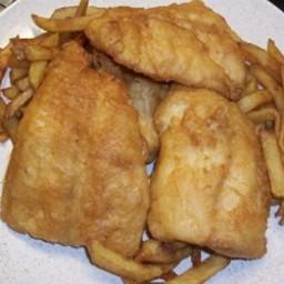 DG's Fish n Chips n Beer Batte