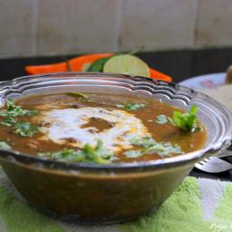 Dhaba Style Dal Makhani