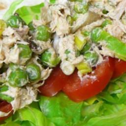 Diabetic Mexican Tuna Salad