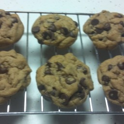 Dianna's Peanut Butter Chocolate Chip Cookies
