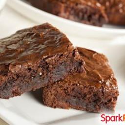 Diet Soda Brownies