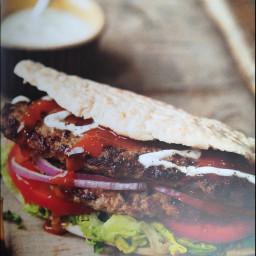 Dieters doner kebab