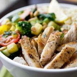 different chicken salad