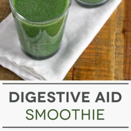 Digestive Aid Smoothie