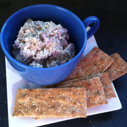 Dill and Yogurt Tuna Salad