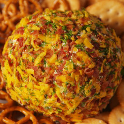 Dill Pickle Cheeseball