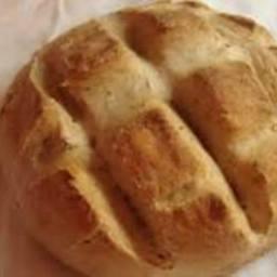 Dill Rye Bread