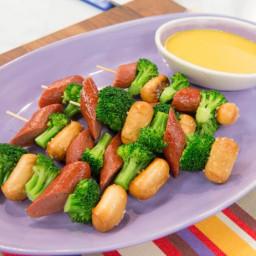 Dinner Kiddie Kebab