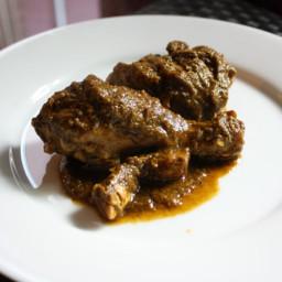 Dinner Tonight: Cilantro Chicken (Dhania Chicken)