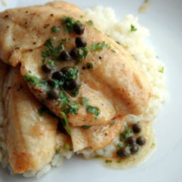 Dinner Tonight: Fish Piccata