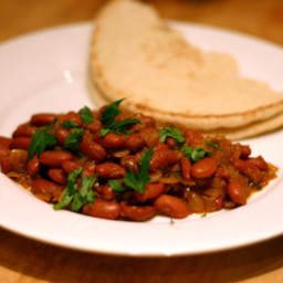 Dinner Tonight: Punjabi Rajma (Kidney Bean and Tomato Curry) Recipe