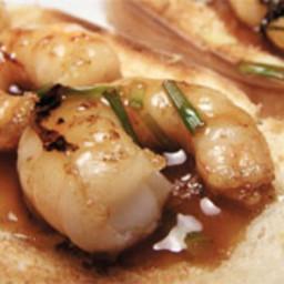 Dinner Tonight: Shrimp Bruschetta from 'da Zaccaria' Recipe